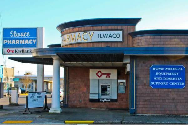 Ilwaco, WA Pharmacy