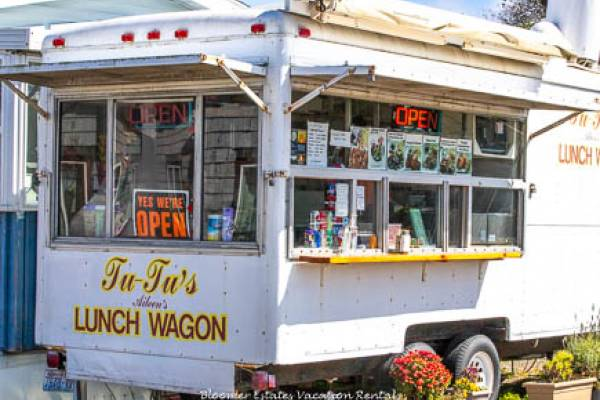 Tu Tu's Lunch Wagon In Ocean Park WA