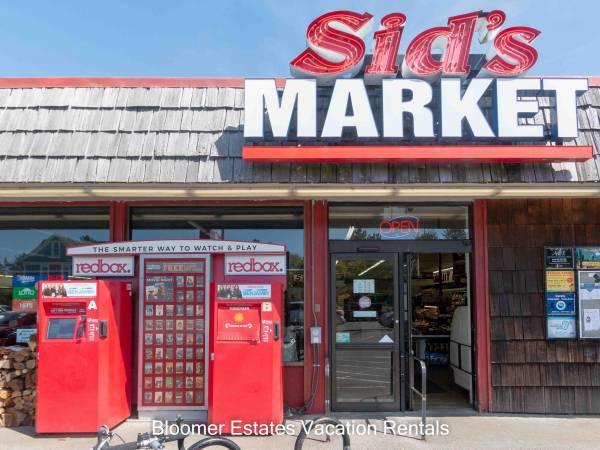 Sids Market Seaview, Washington