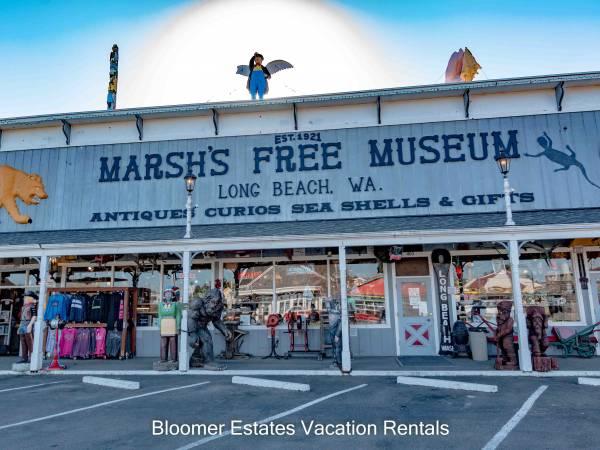 Marsh's free museum
