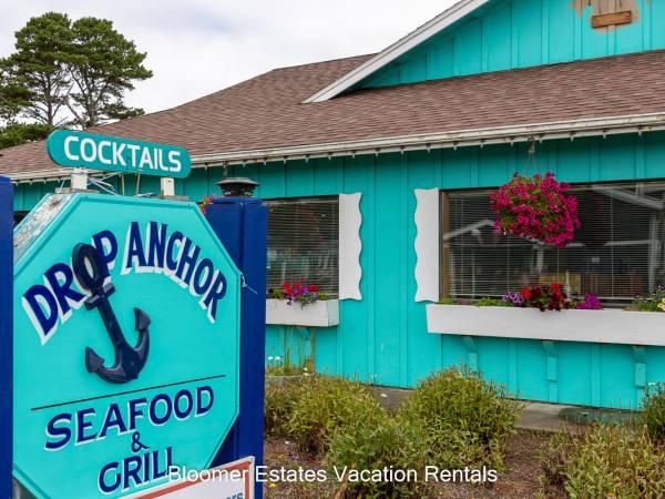 Drop Anchor Restaurant, Long Beach, WA