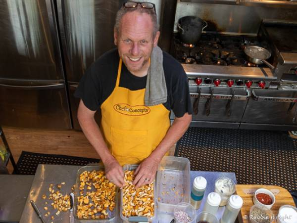 MyCovio's Chef Paul
