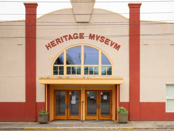 Heritage Museum, Ilwaco Washington