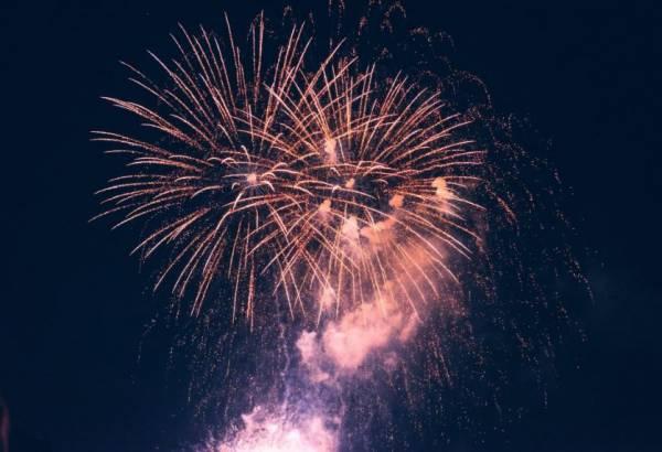 fireworks on long beach wa