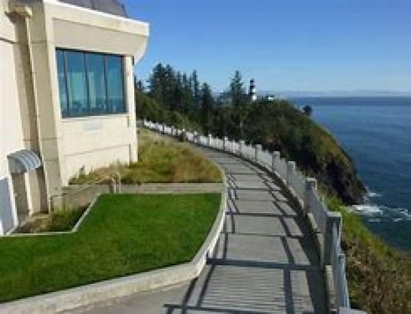 Lewis and Clark Interpretive Center external view