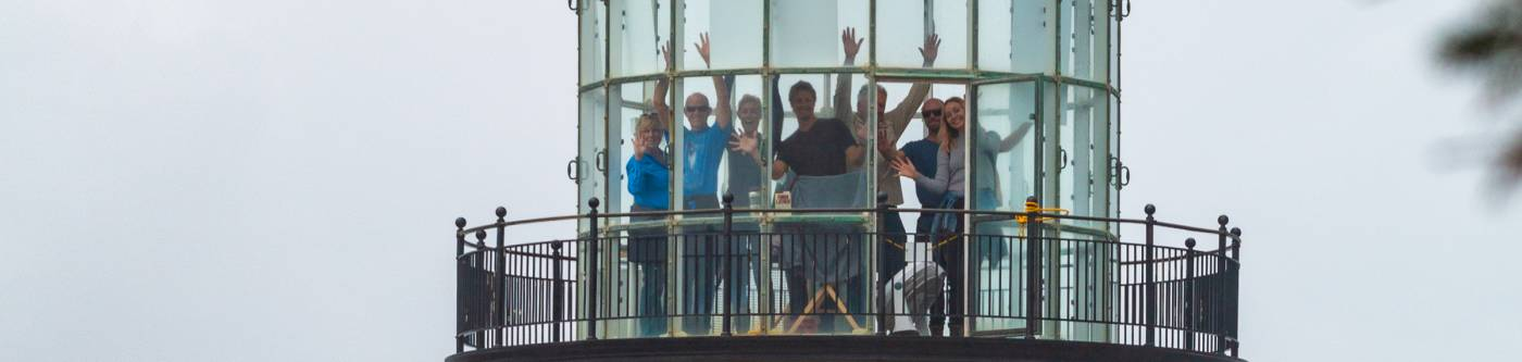 North Head Lighthouse offers summer tours