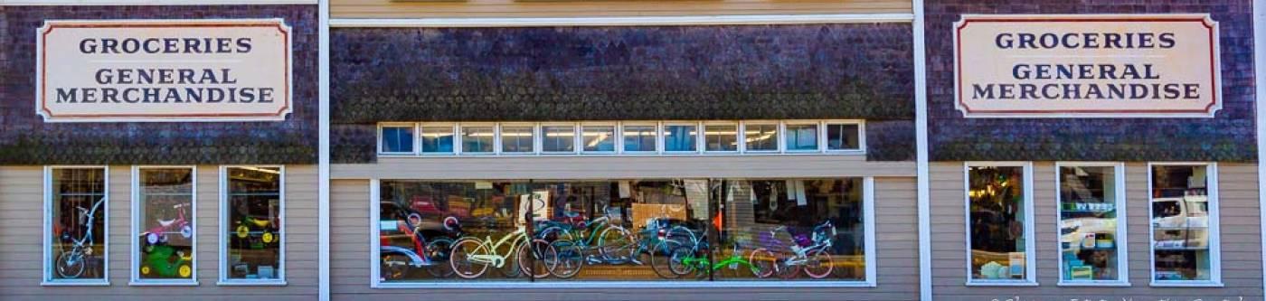 Jacks Country Store in Ocean Park Washington